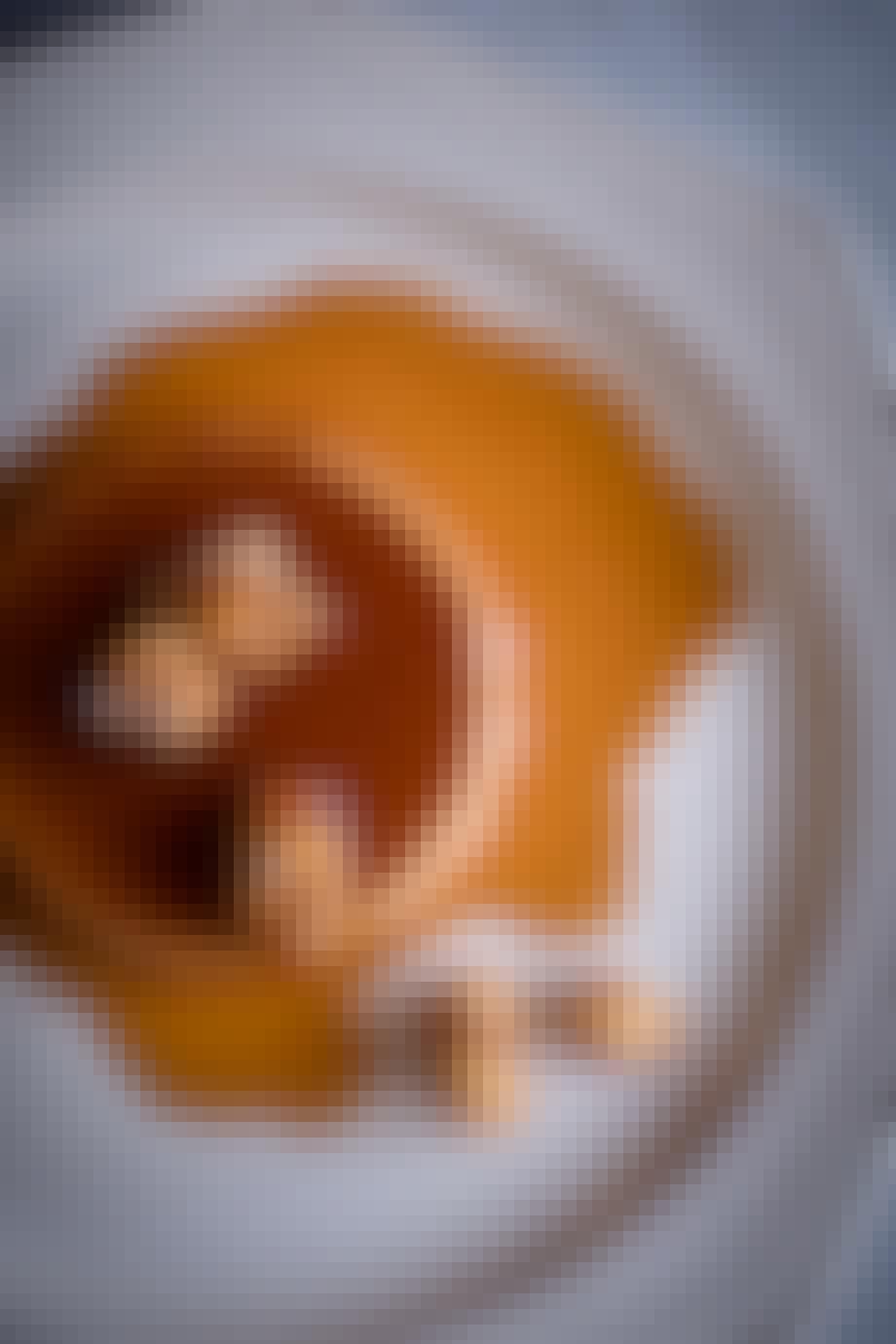 Popcorn Creme Caramel