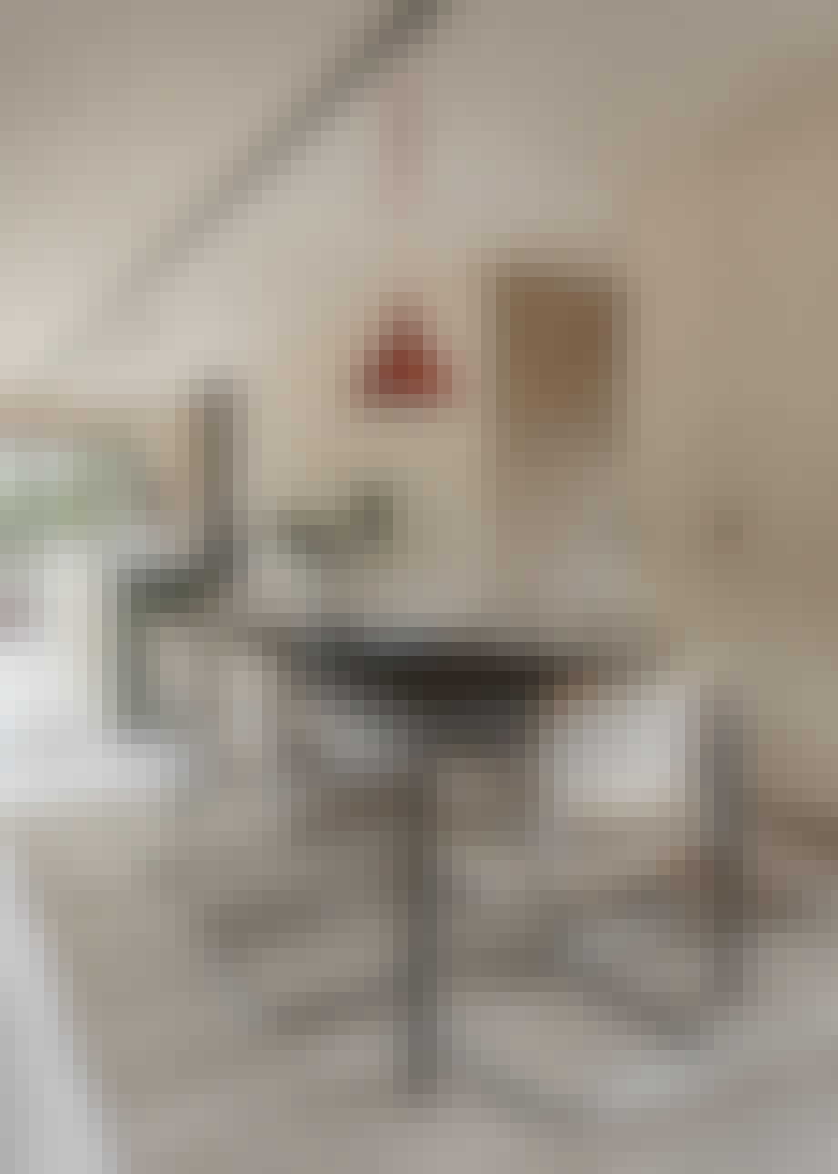 Det sorte spisebord fra Muuto