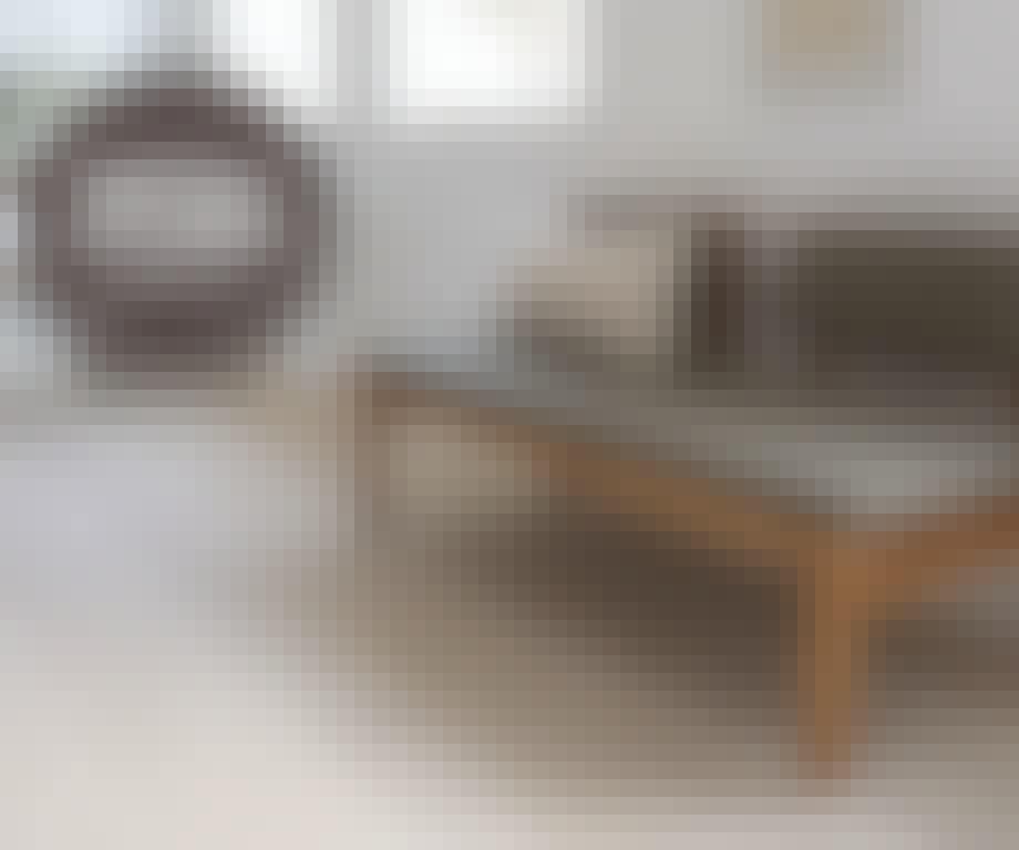 Vindeby sofabænk/daybed af Mathias Weber for FDB Møbler