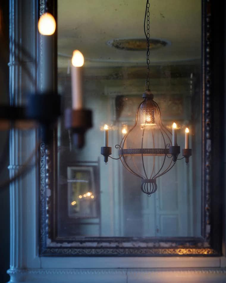Årstid lampe selges billig | FINN.no
