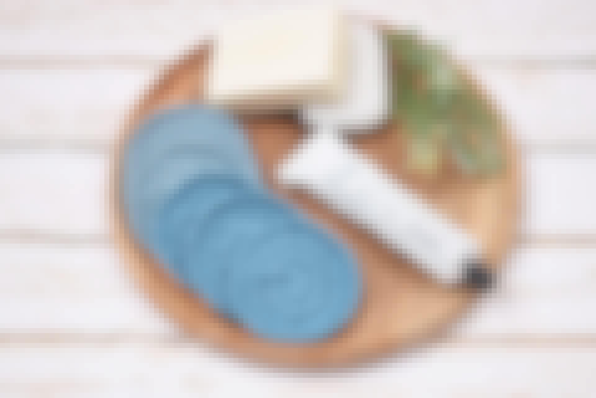 Hæklede og bæredygtige rondeller i fine farver