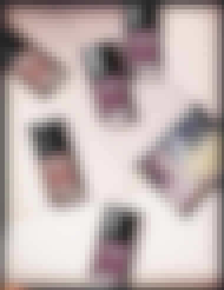 Chanel neglelak lilla