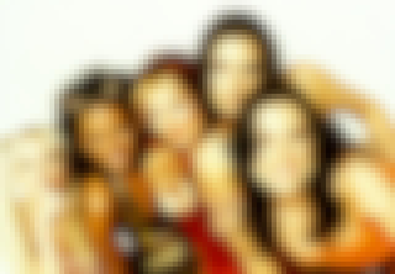 Spice Girls frisure og hår.