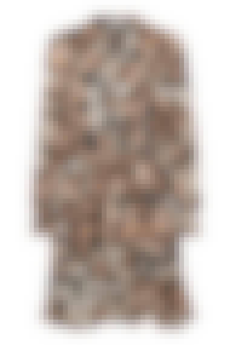 Kjoler med leopardprint.