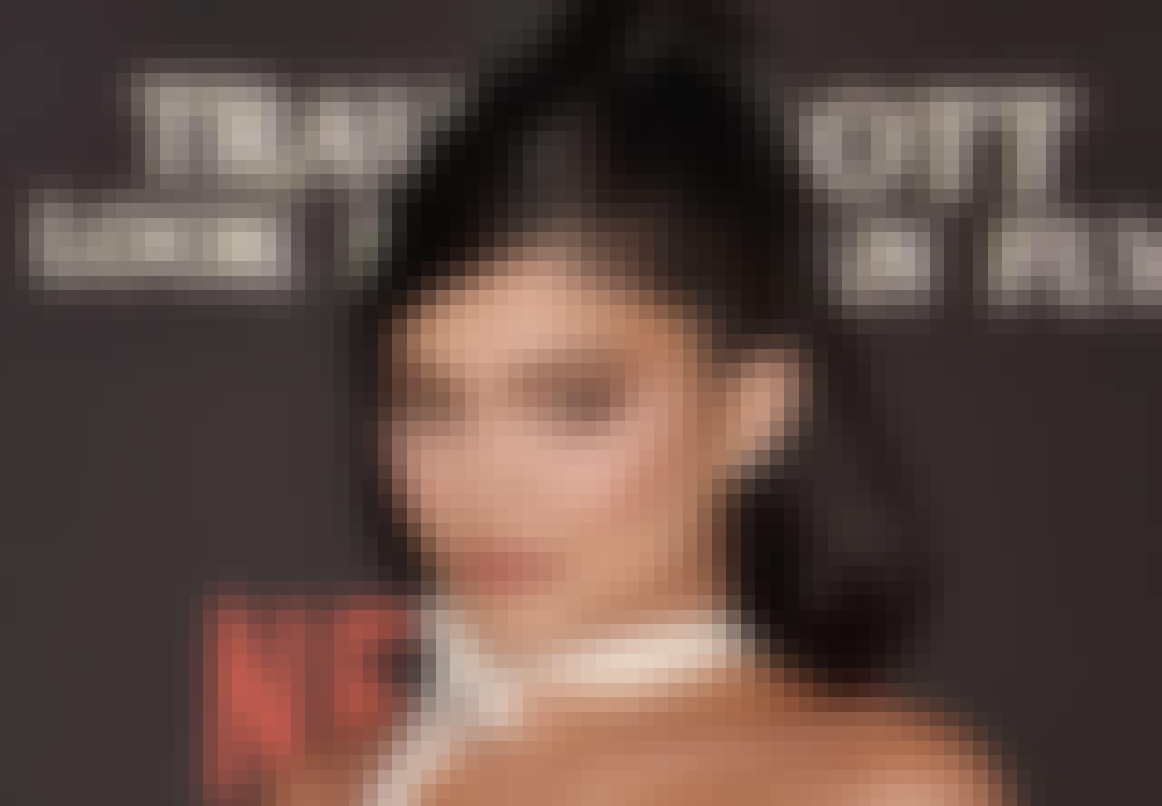 Kylie Jenner i Saks Potts