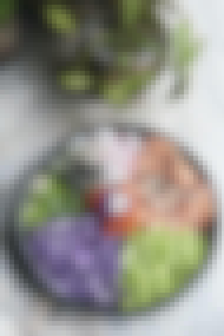 Opskrift på Poké bowl