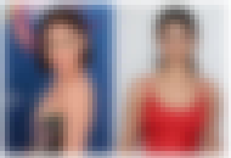 Stjerner, der ligner hinanden: Lucy Hale & Selena Gomez