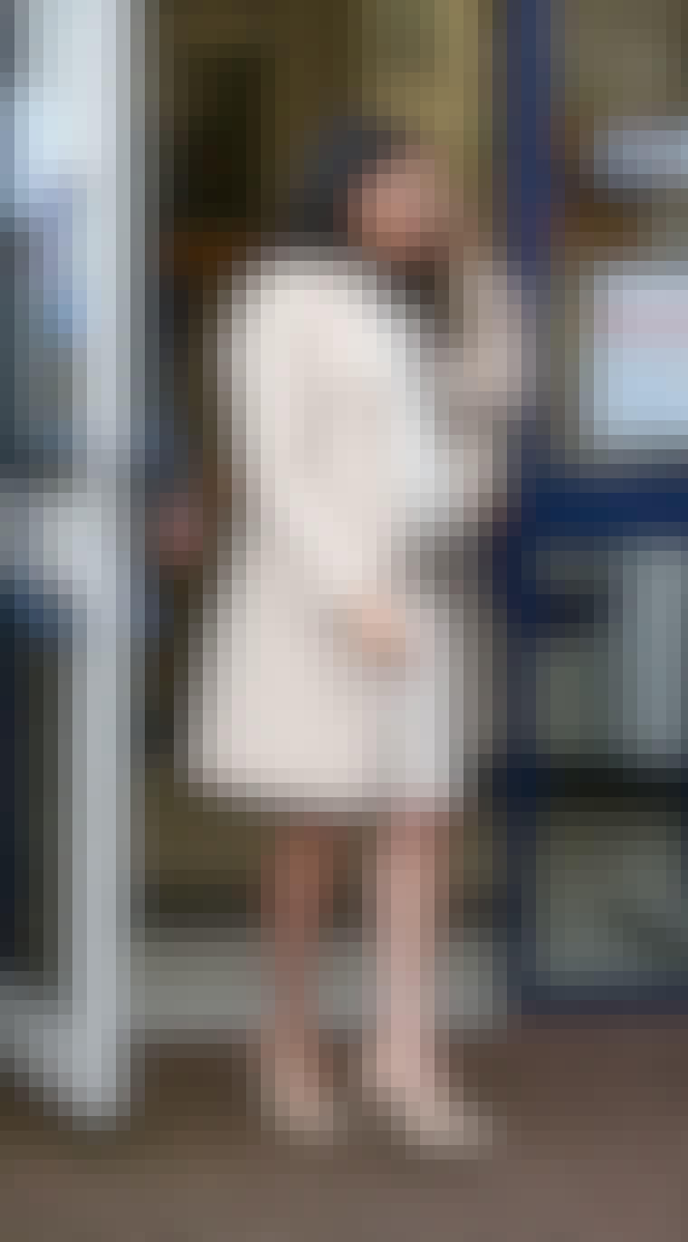 Meghan Markle i H&M kjole