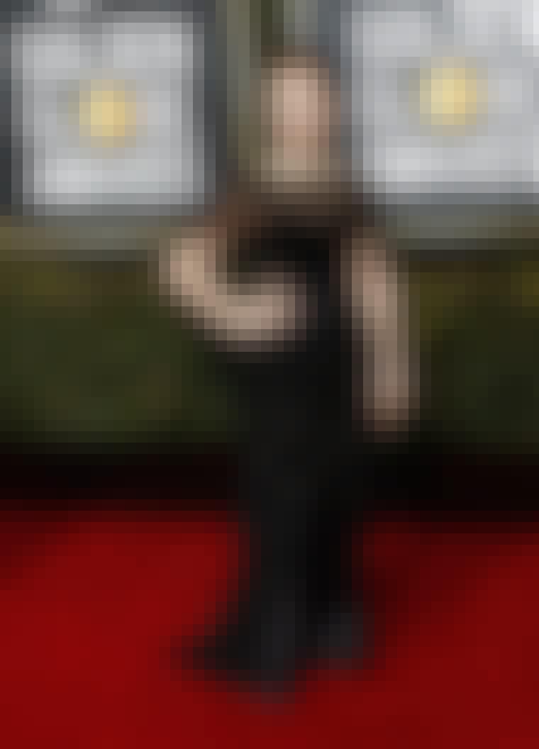 Jessica Chastain i Burberry
