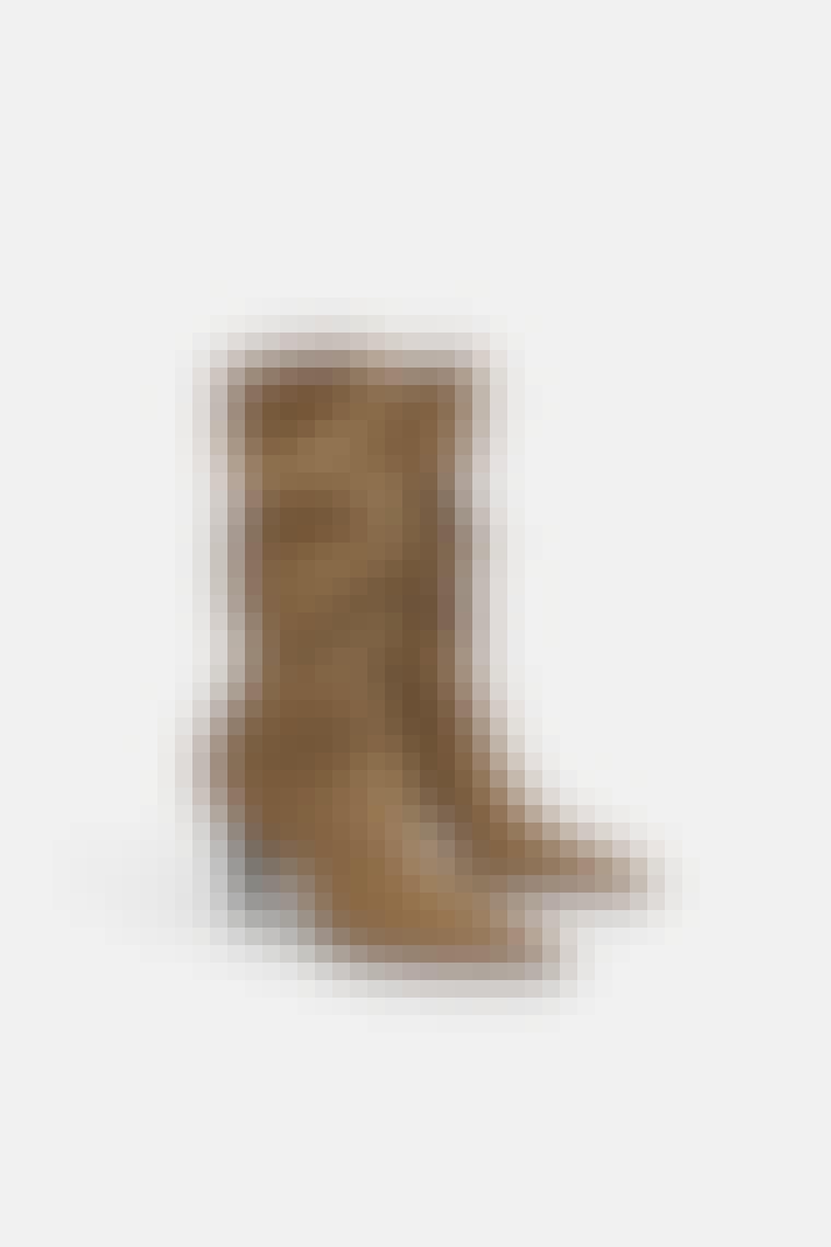 Løse støvleskafter