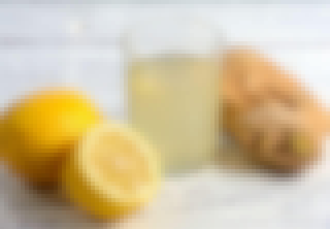 Ingefærshot opskrift: Sådan laver du det perfekte ingefærshot