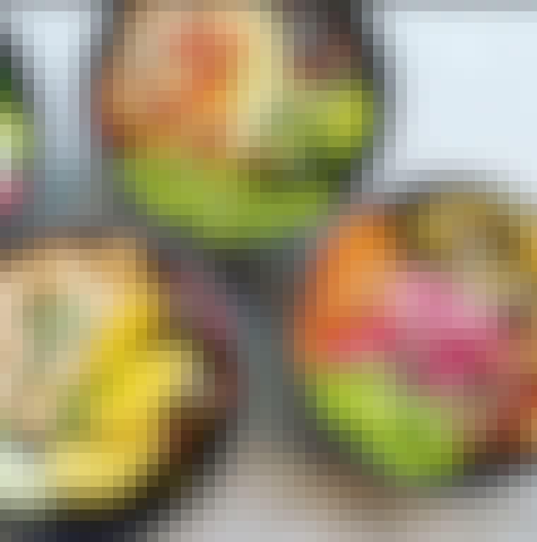 California Kitchen Poke Bowls