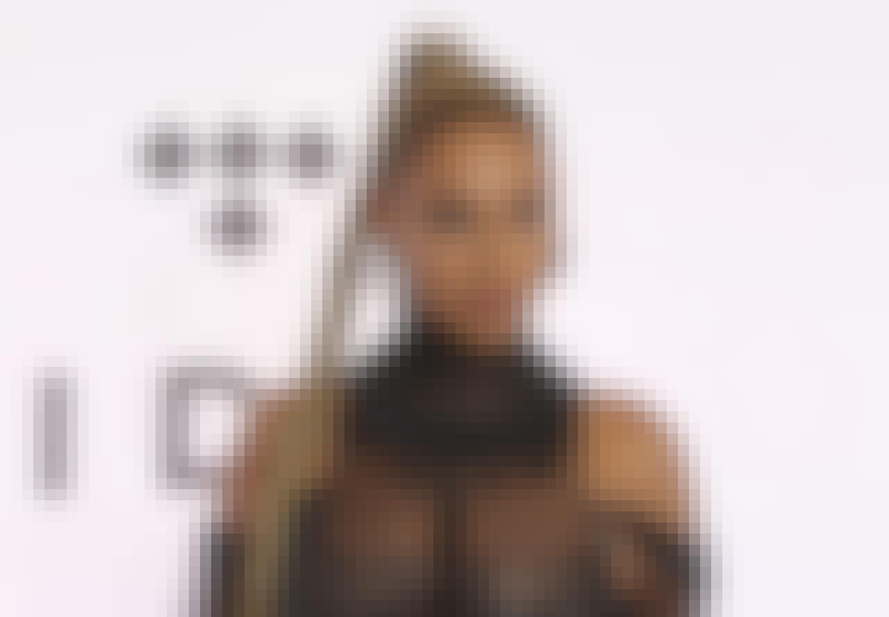 Beyoncé i kjole fra Ganni
