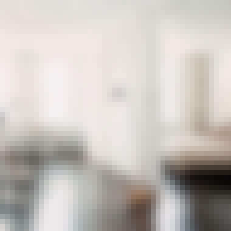 1. Brug gardiner eller forhæng til at opdele dit rum