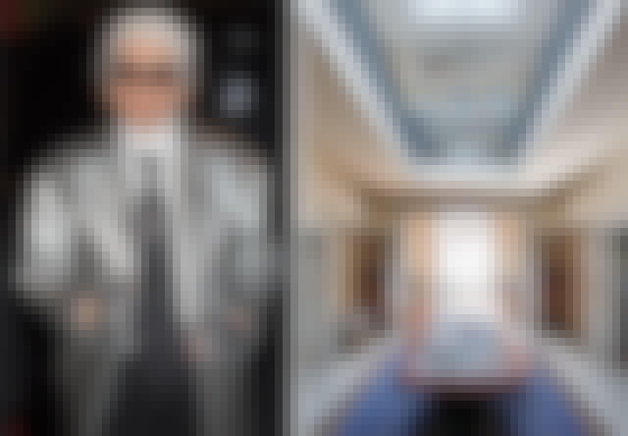 Karl Lagerfelds spektakulære villa er til salg