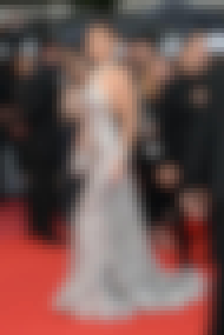 Cannes Film Festival kjoler