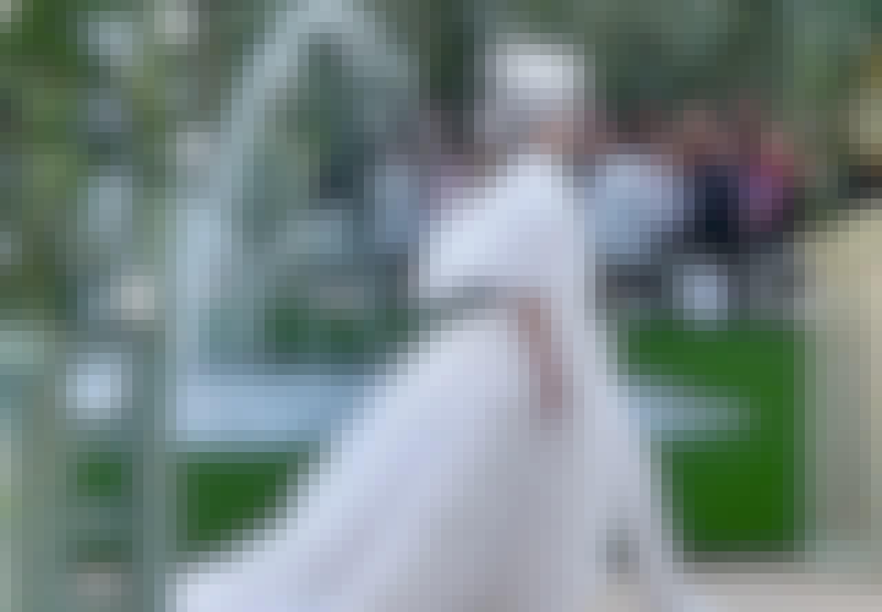 Inspiration til bryllyp og bryllupshår