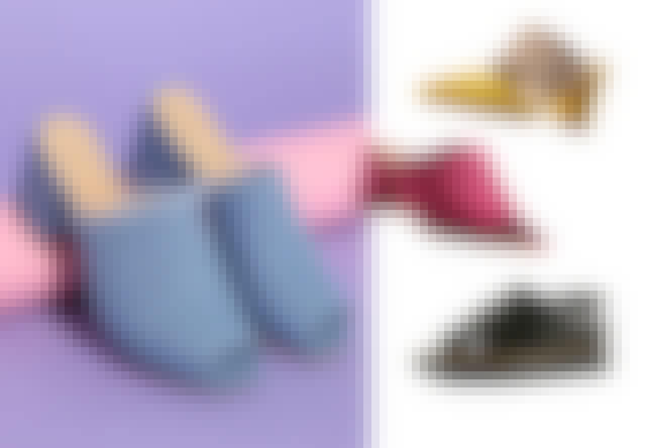 Shoe The Bear Forår sko gul blå pink blush denim budget billige sko hæle