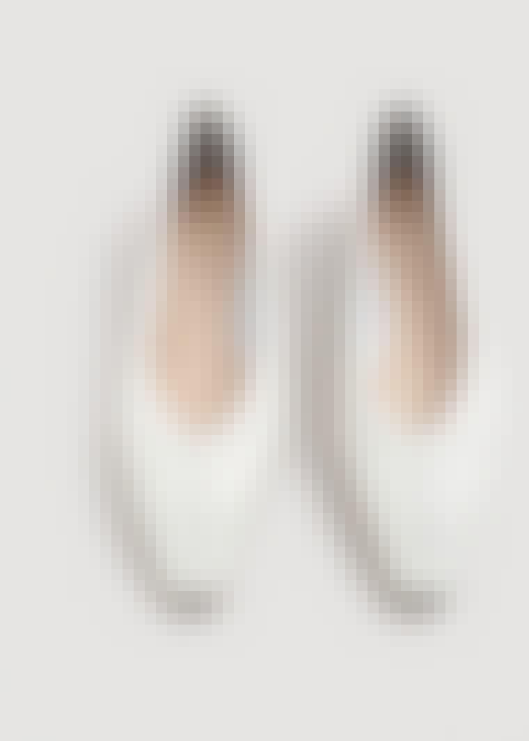 hvide mokkasin i læder