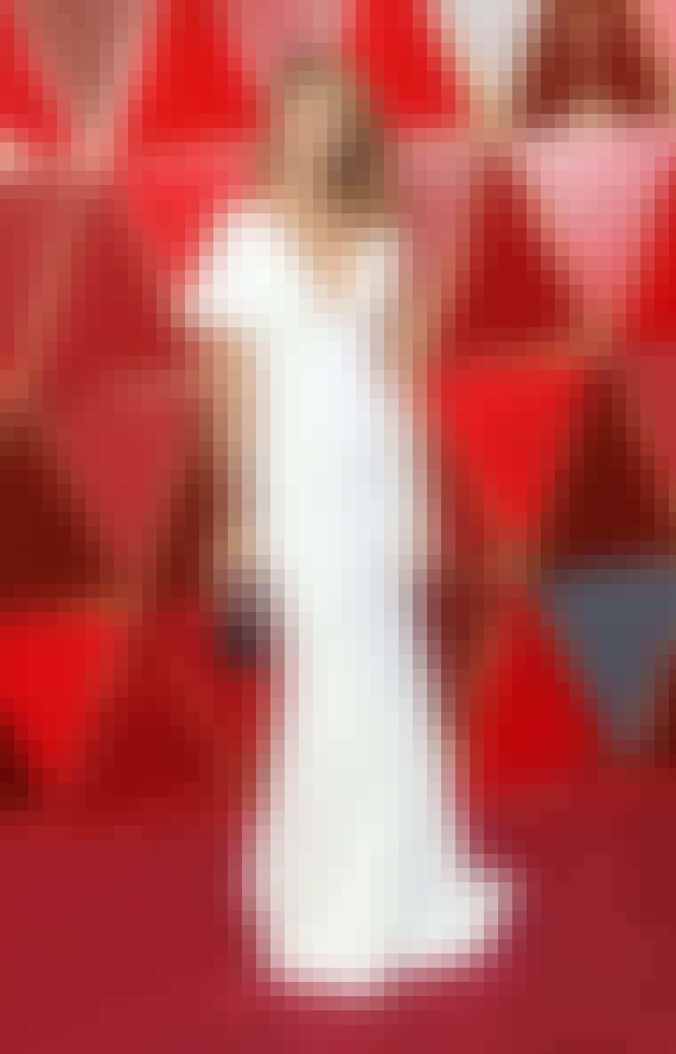 Laura Dern i Calvin Klein