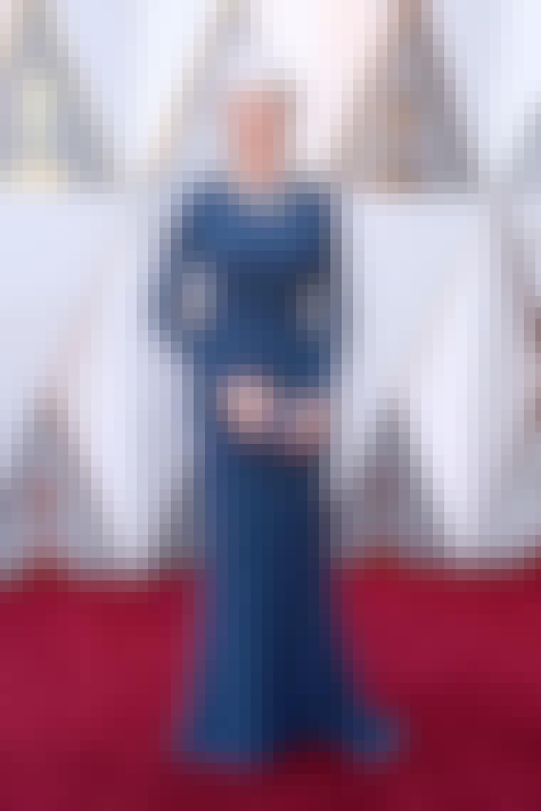 Helen Mirren i Reem Acra