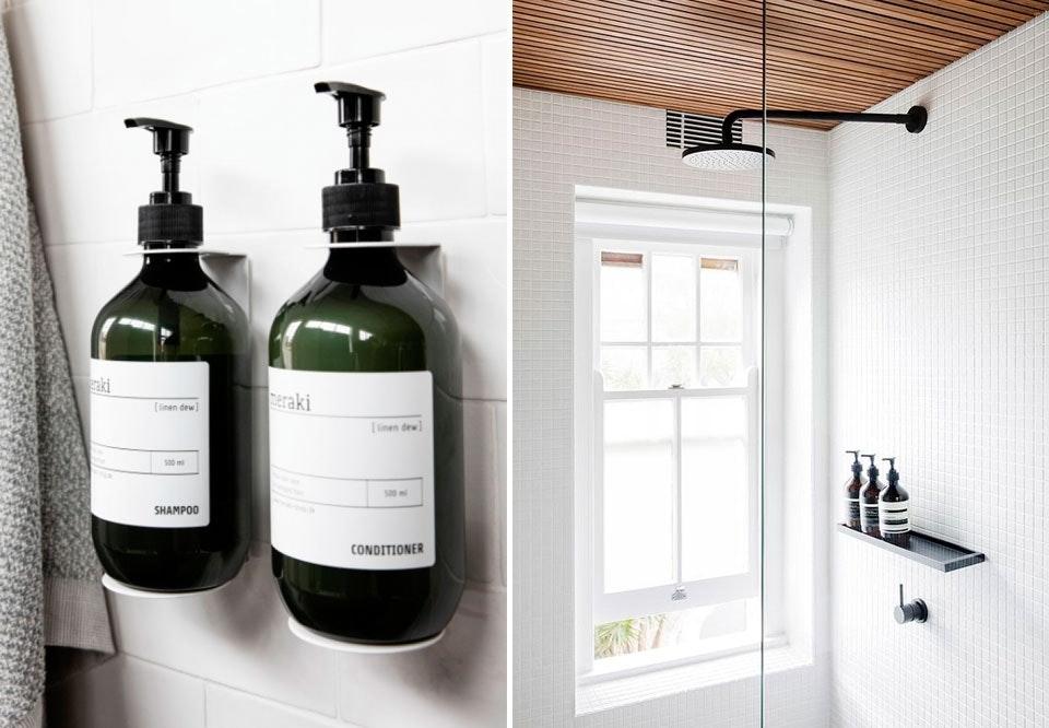 Picture of: 7 Ideer Til Hvordan Du Kan Opbevare Shampooen I Badet Costume Dk