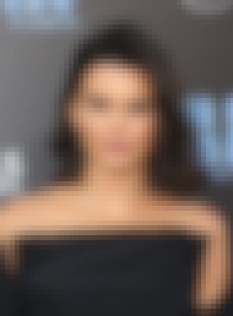 Store bølger og volumen kendetegner Kendall Jenners page