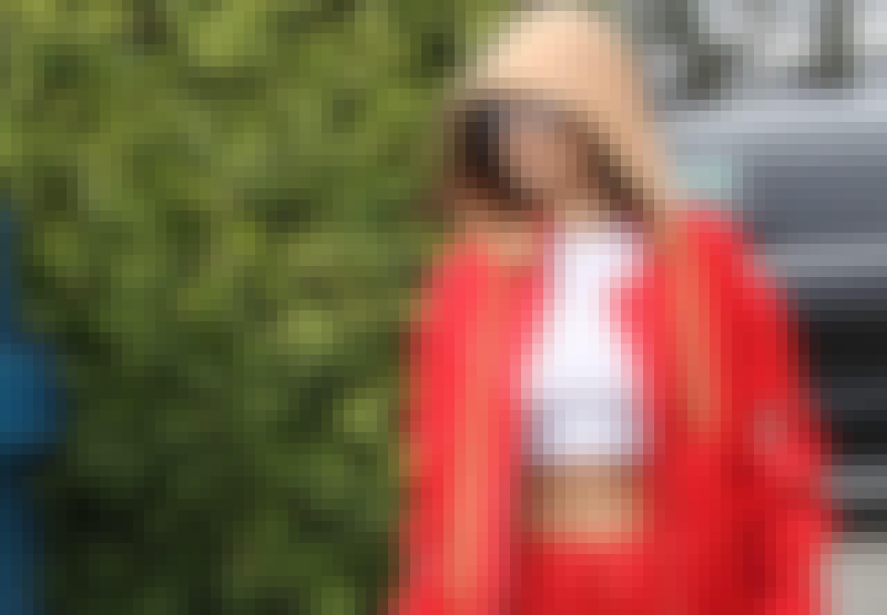 Sæsonens item: Røde tracksuit-bukser