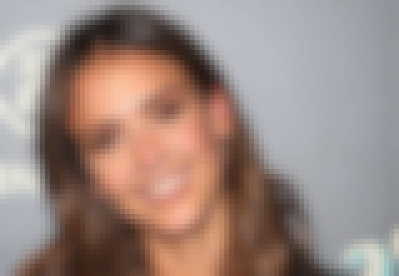 Jessica Alba har et helt bestemt trick til at påføre mascara.