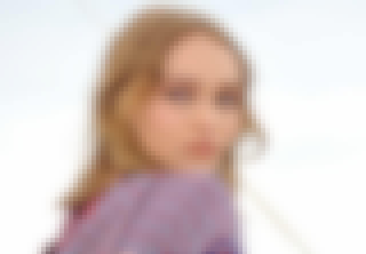 Lily-Rose Depp Vogue forside