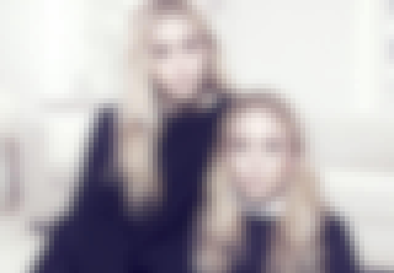Mary-Kate & Ashley hudpleje