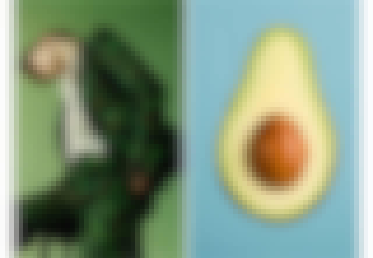 Sådan fjerner du avocadostenen