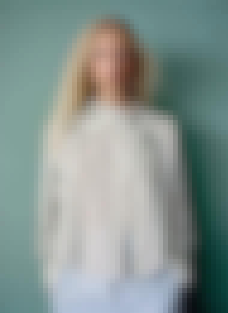 Stryg dit tøj uden strygejern, Frederikke Sofie