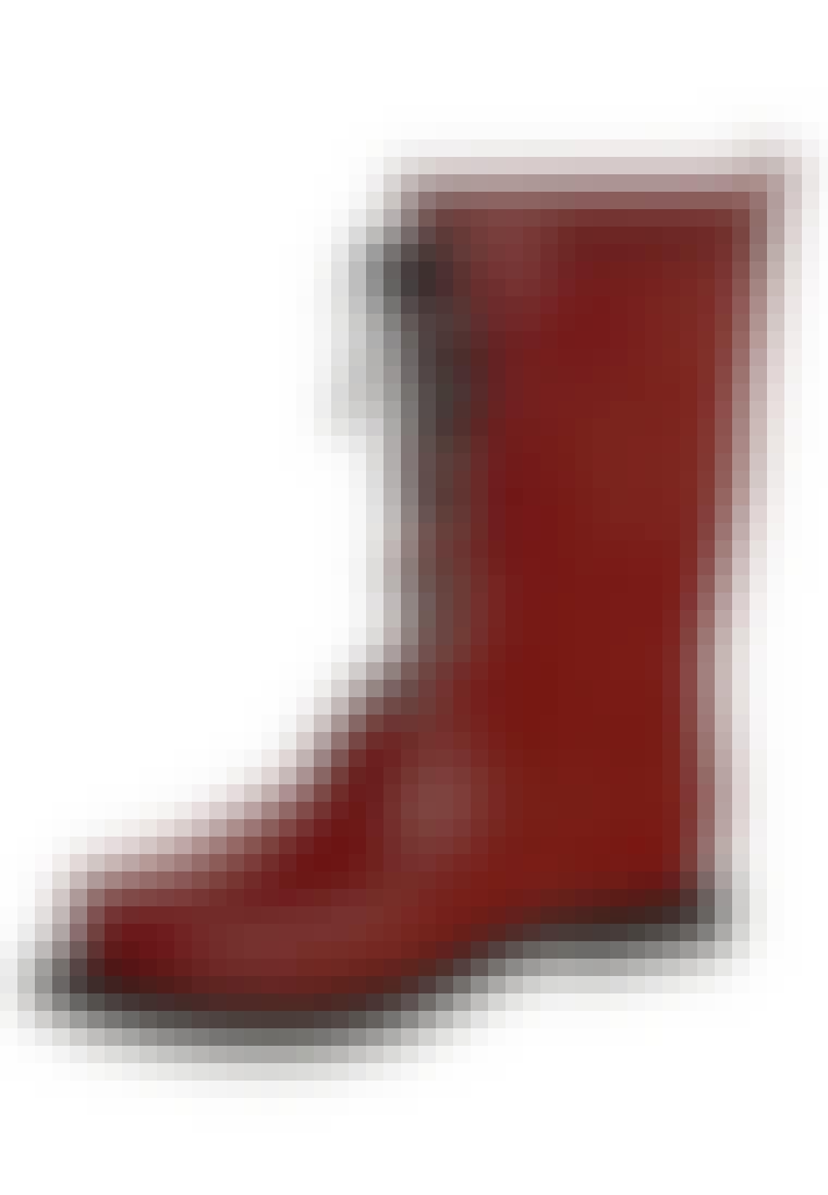 De røde gummistøvler