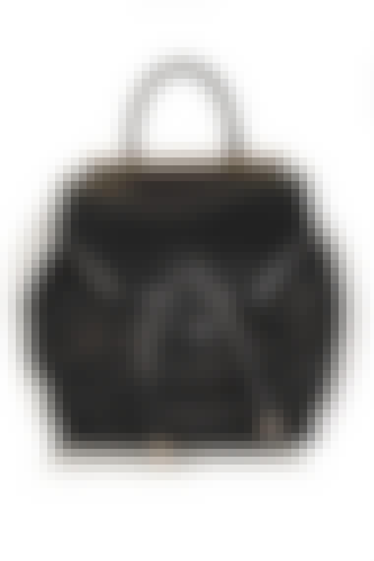 Monokrom læder