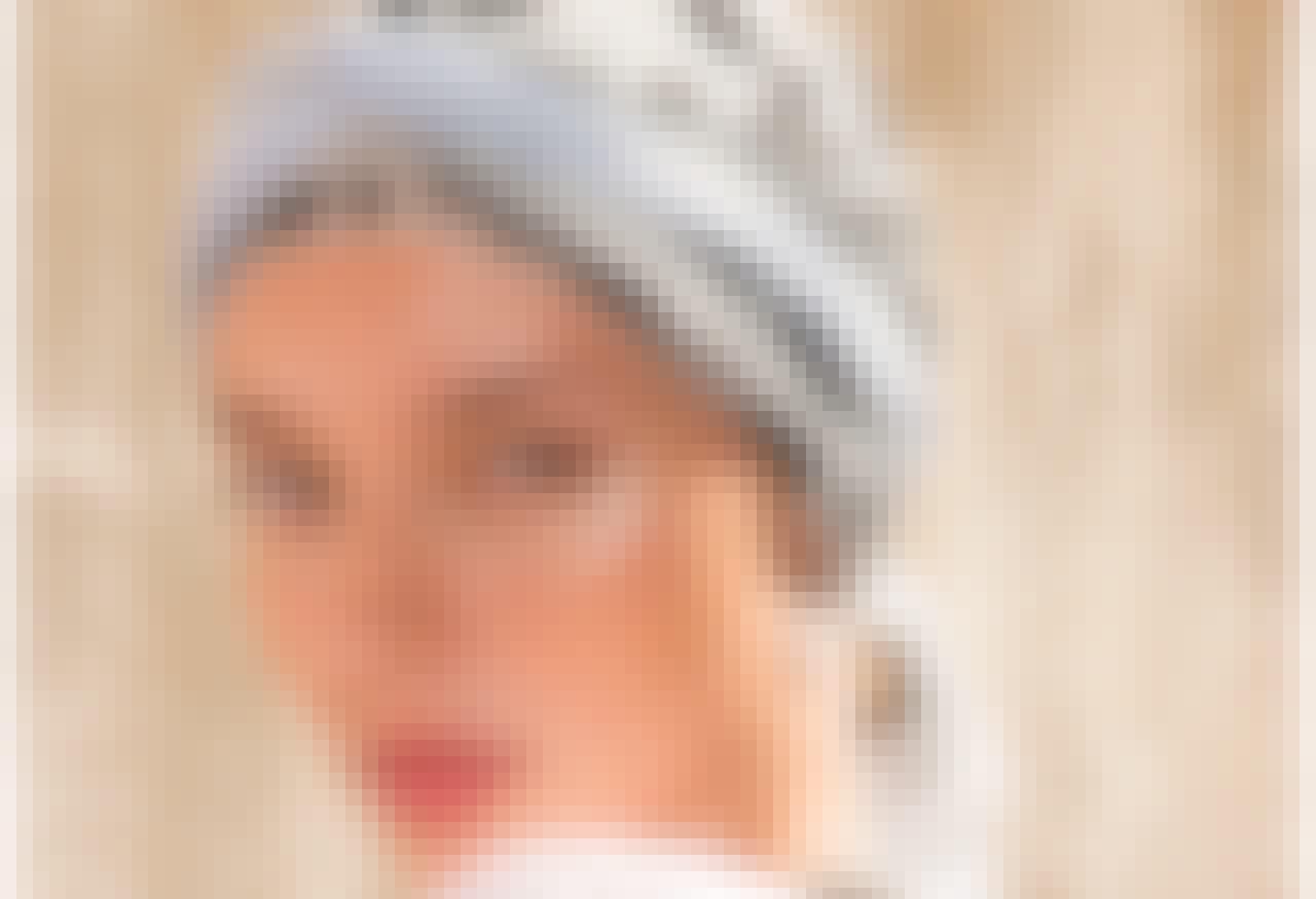 Irritert hud fra ansigtskrem hudpleie ansikt skjønnhet produkter