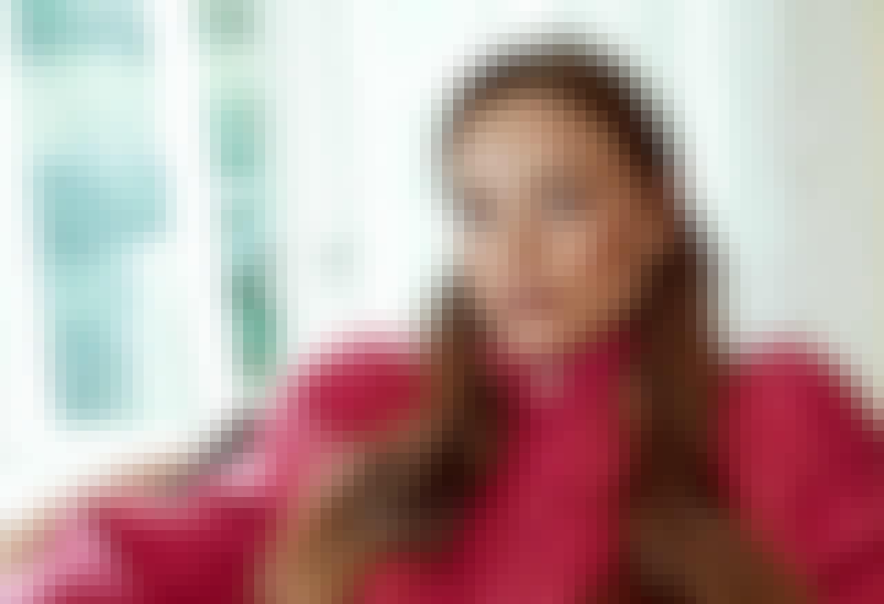 Kristine Frøseth intervju norges nye superstjerne kjendis Chanel met gala