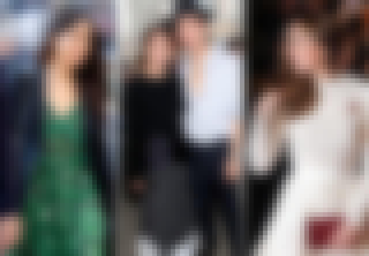 Mr. Self-Portrait, blondekjole, kjole hertuginne Kate, Beyonce, Michelle Obama