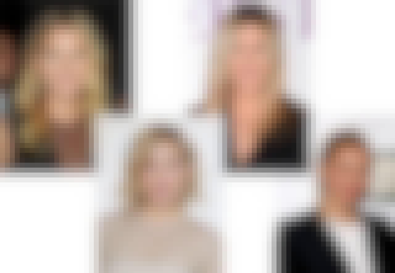 Cameron Diaz, Gwyneth Paltrow, Jennifer Aniston og Kate Hudsons skjønnhetshemmelighet