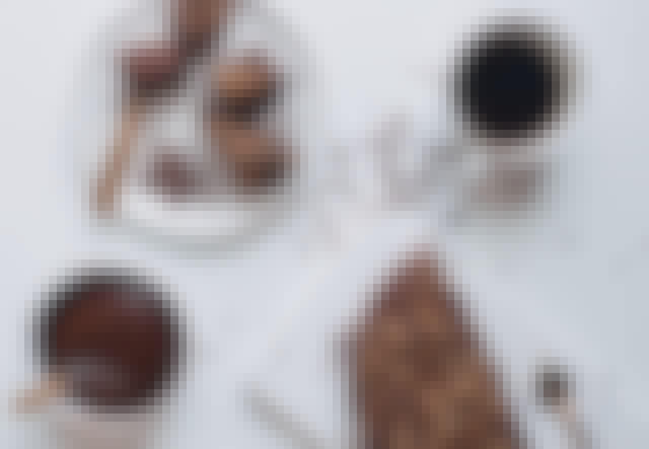 Hjemmelaget sjokoladebrownie