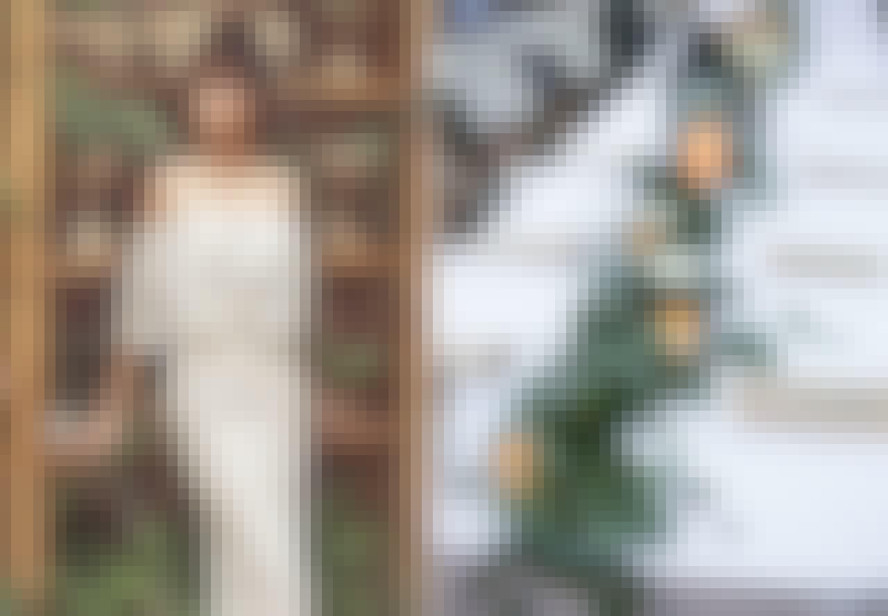 De største brudetrendene i 2017 ifølge Pinterest: Brudekjoler, bryllupstema og brudepikekjoler
