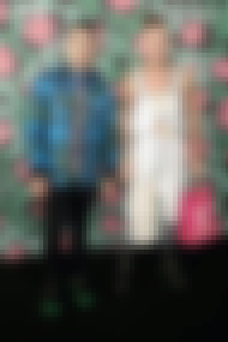 Joe Jonas i helantrekk fra KENZOXH&M