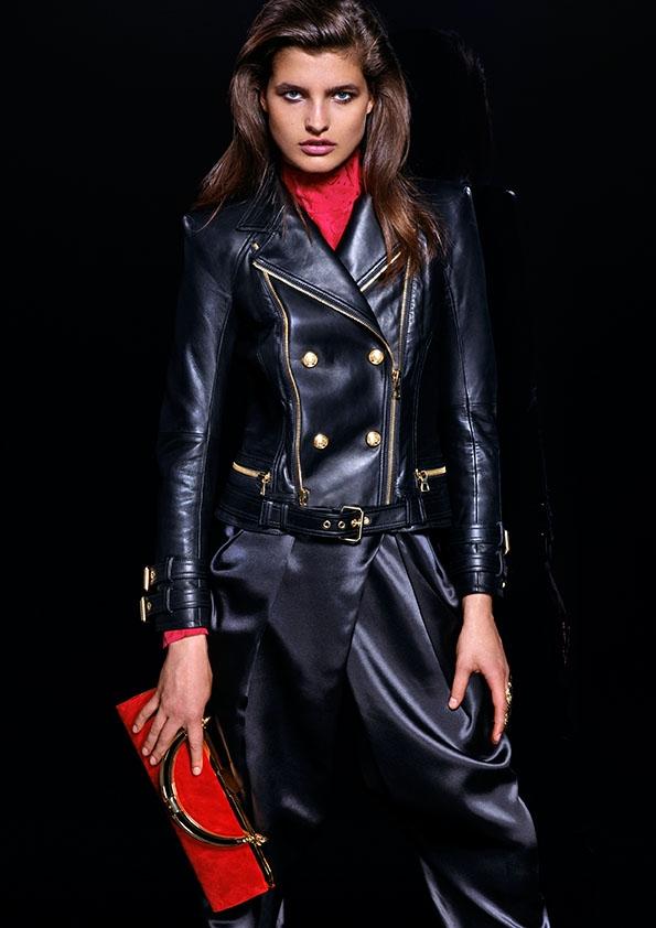 Balmain x H&M: Her er lookbook bildene   costume.no
