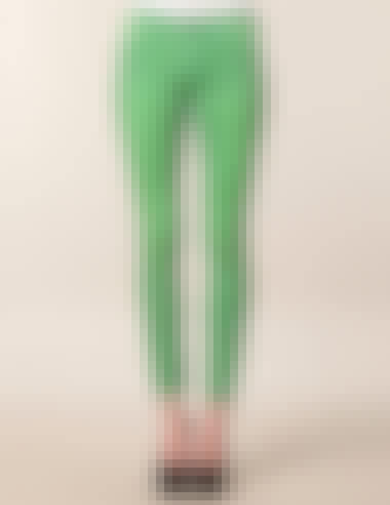 Grønne jeans