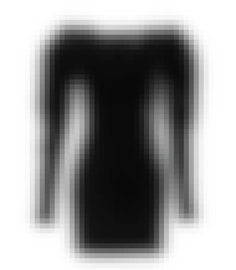 KJOLE MED ERMER: Kjole fra H&M, 449 kroner.