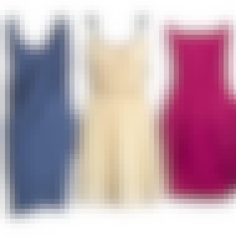 Finn din favoritt blant sommerens fargerike kjoler.