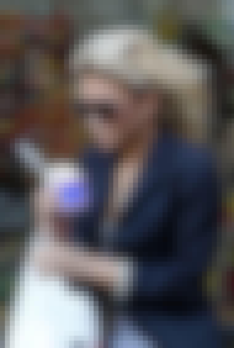 Gjør som Ashley Olsen - sprit opp hverdagsantrekket med en blazer.