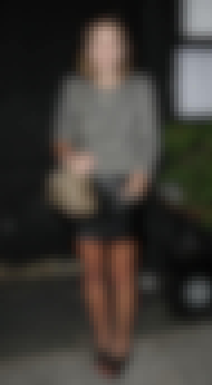 Mini-nederdele a la Alexa Chung