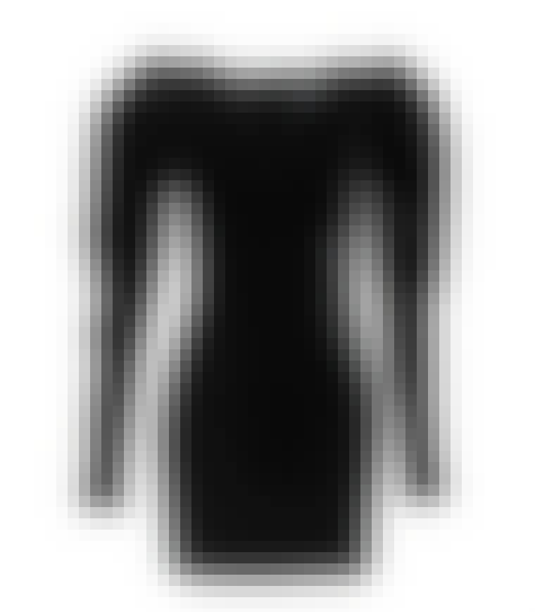 MED ÆRMER: Kjole fra H&M til 399 kr.