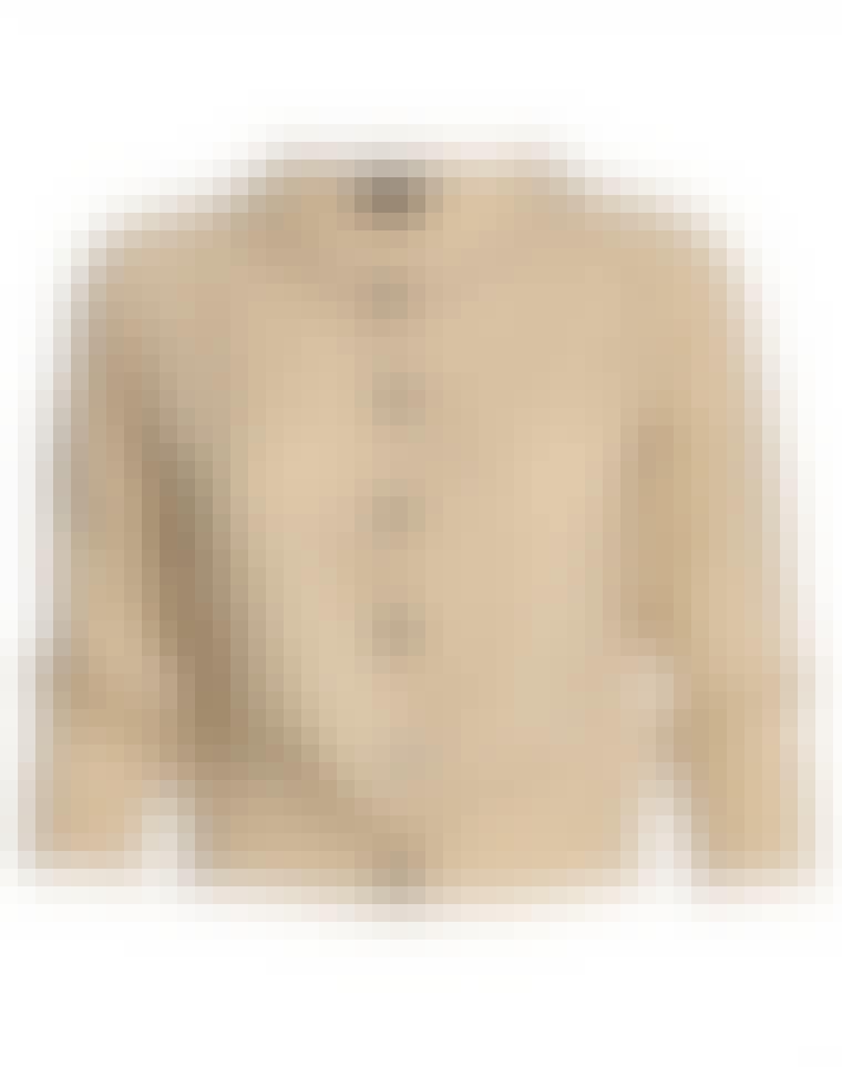 Cardigan fra Ganni til 1.500 kr. hos Youheshe.com.
